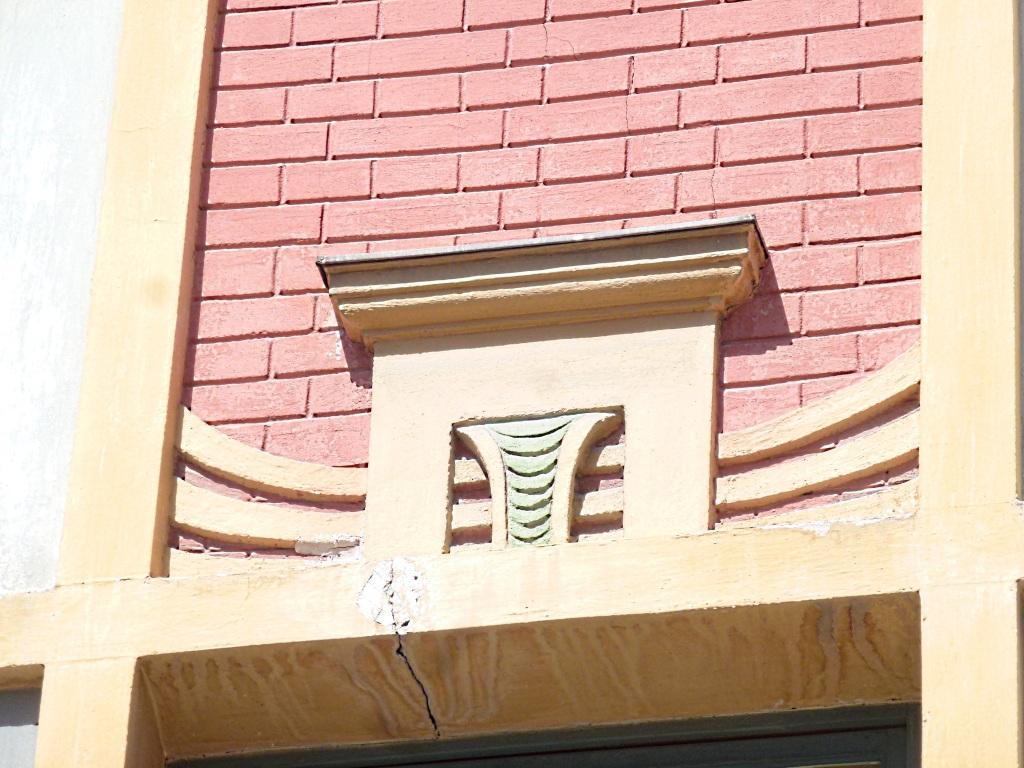 Riga Fassadenelement