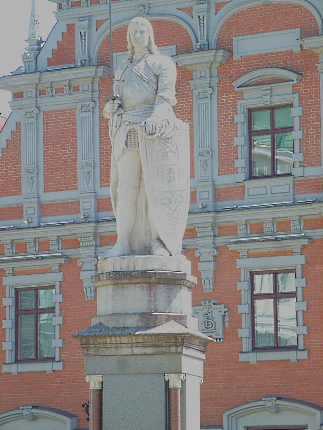 Riga Jugendstil Fassade 6