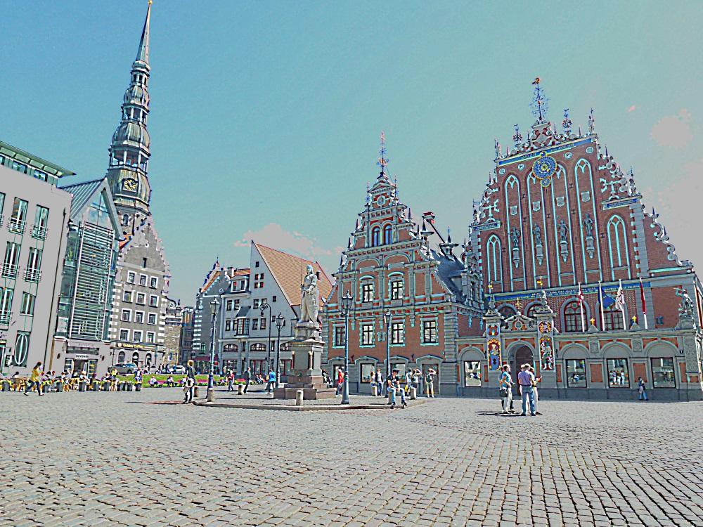 Riga Jugendstilxyz